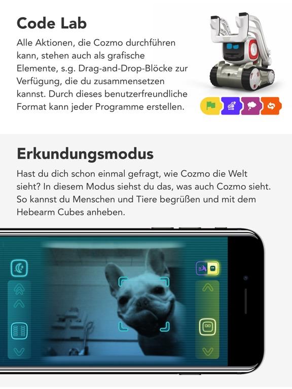 Cozmo ® Screenshot