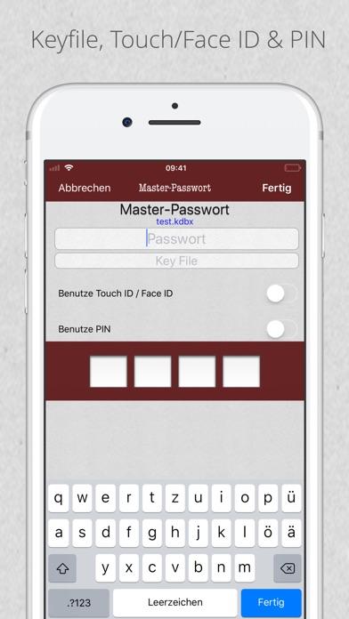 KyPass 4 - Password Manager Screenshot