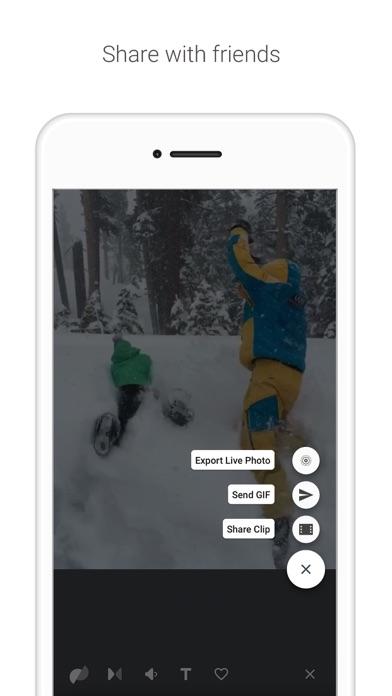 Motion Stills by Google - Live Photo, GIF, Collage Screenshot