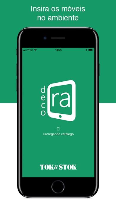 Screenshot do app Tok&Stok decoRA