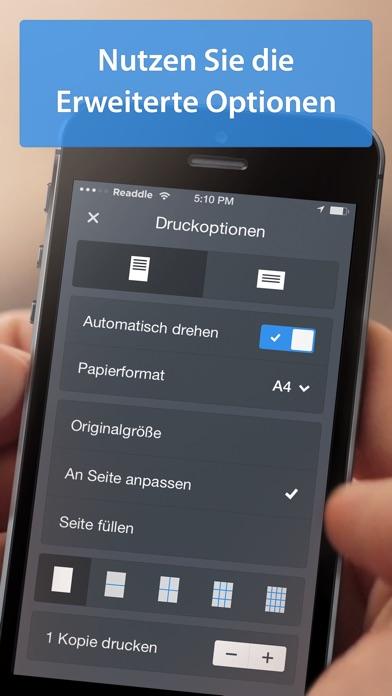 Printer Pro von Readdle Screenshot