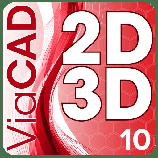 ViaCAD 2D3D 10