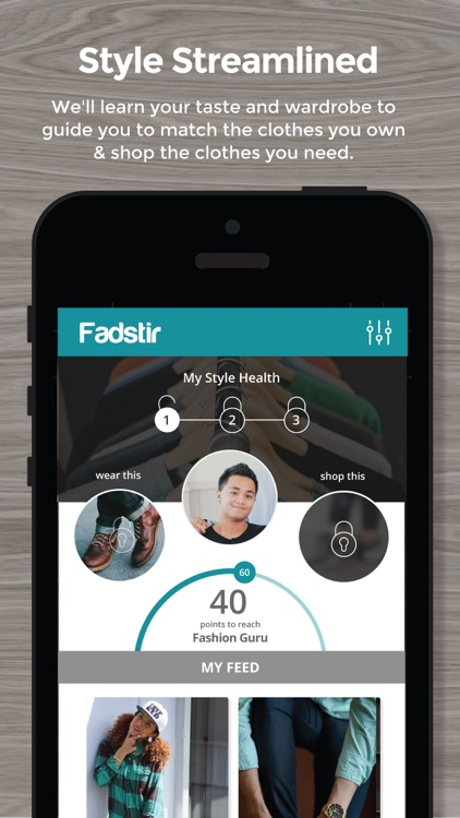 Fadstir   Personal Stylist and Fashion App by Fadstir  Inc  Fadstir   Personal Stylist and Fashion App