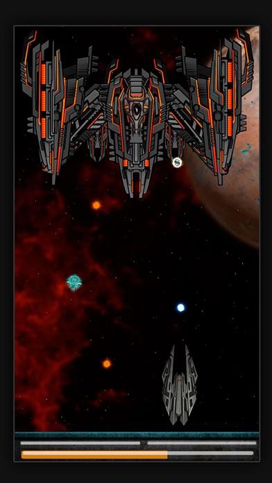 Screenshot do app Nebula