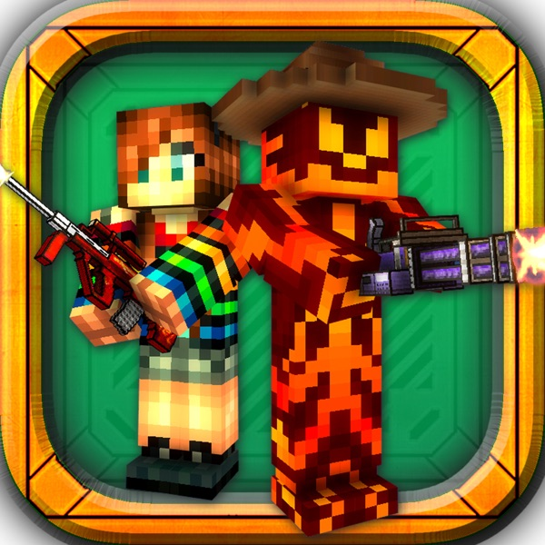 Block Force - 3D FPS Shooting Game