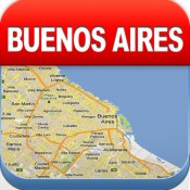 Buenos Aires Offline Map - City Metro Airport