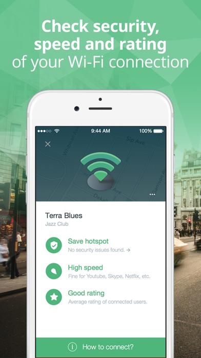 Avast Wi-Fi Finder Screenshot