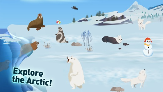 MarcoPolo Arctic Screenshot