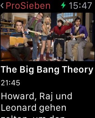 TV Programm & Fernsehprogramm Zeitung : ON AIR Screenshot