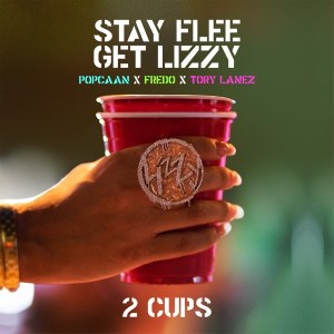 Stay Flee Get Lizzy - 2 Cups