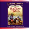 David Eddings - The Seeress of Kell  artwork