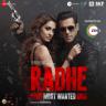 Sajid - Radhe Title Track