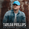 Taylor Phillips - Six Strings Attached - EP  artwork