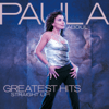 Paula Abdul - Greatest Hits - Straight Up!  artwork
