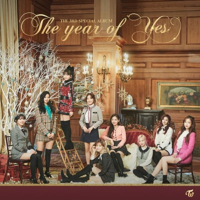 """TWICE - The year of """"YES"""""""