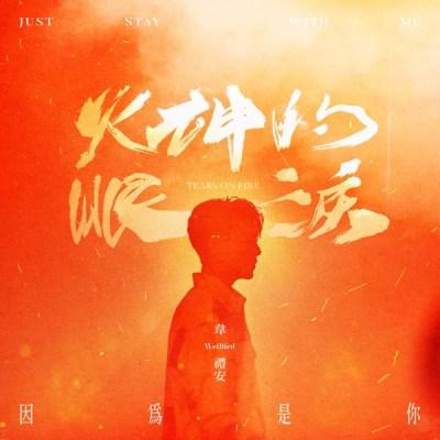 韋禮安 - 因為是你 (原創影集《火神的眼淚》片頭曲) - Single