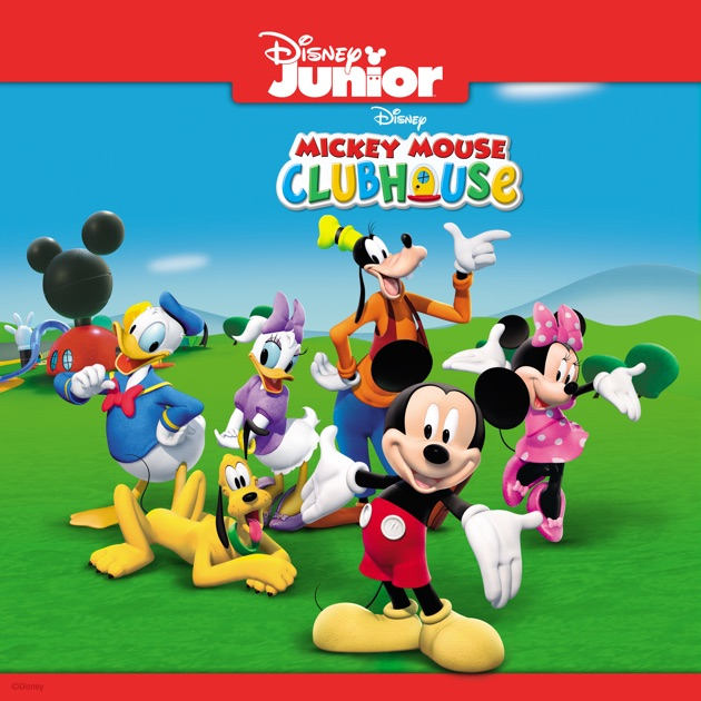 House Clubhouse Dog Mouse Mickey