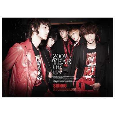 SHINee - 2009, Year of Us - EP