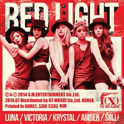 f(x) - The 3rd Album Red Light