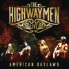 The Highwaymen - Live: American Outlaws  artwork