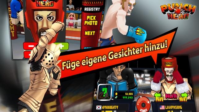 Punch Hero Screenshot