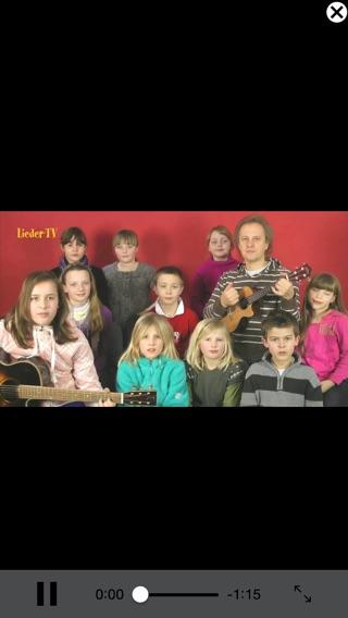 Lieder-TV Screenshot
