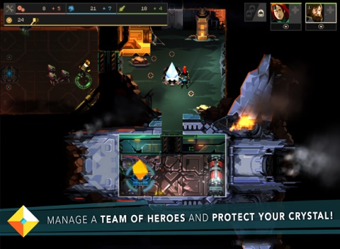 Dungeon Of The Endless A Rogue Like Tower Defense Hybrid
