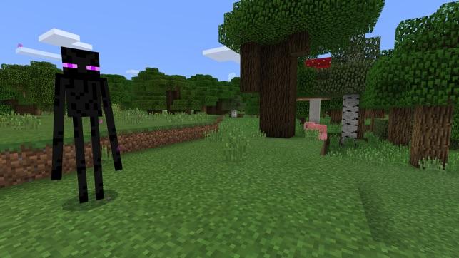 Minecraft: Apple TV Edition Screenshot