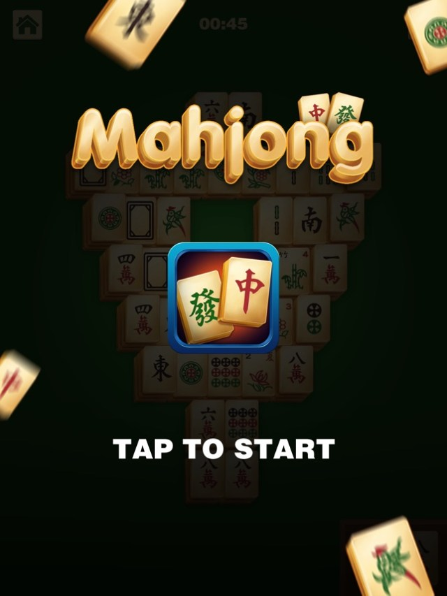 + Mahjong + Screenshot