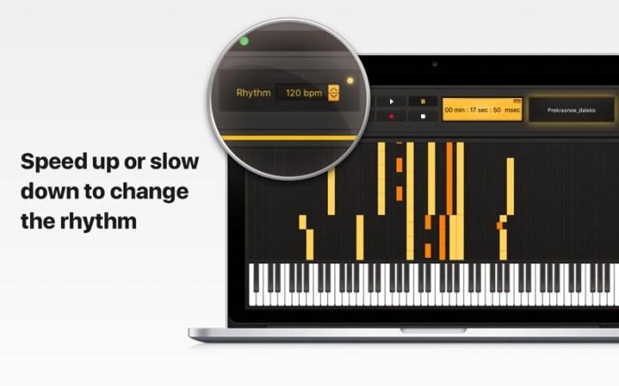 Midi Keyboard - Play & Record Screenshot 02 1k2kggjn