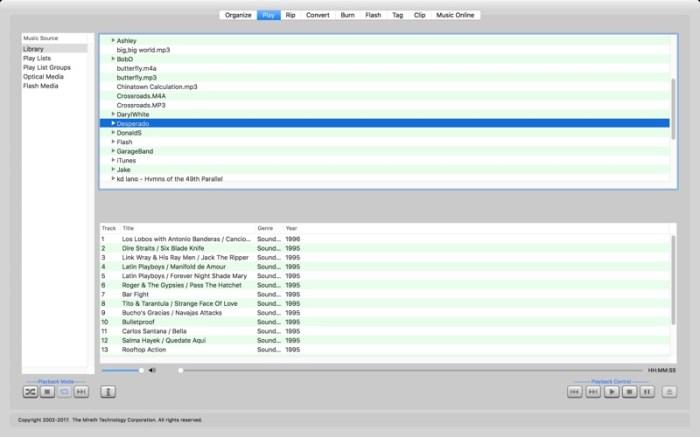 mirethMusic Screenshot 02 xnj6bn