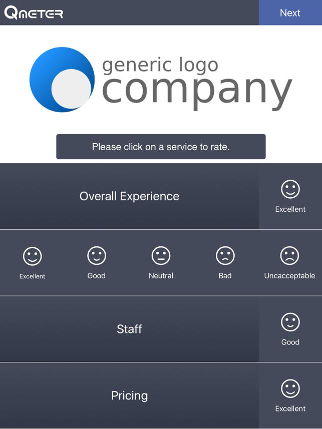 Qmeter Screenshot