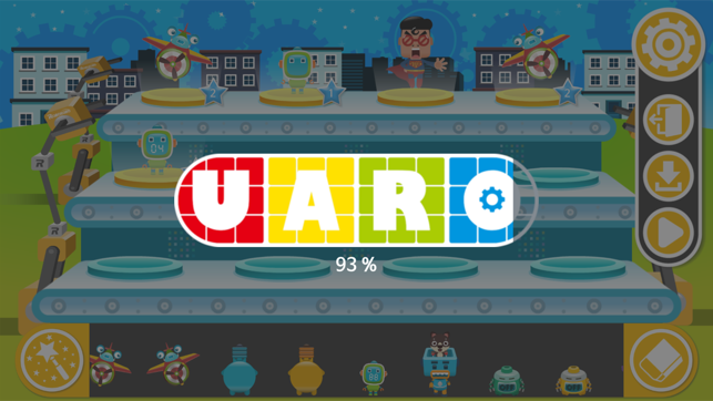 ‎UARO Screenshot