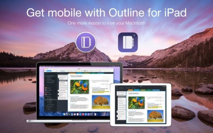 Outline –your digital notebook Screenshot 05 1nangxkn