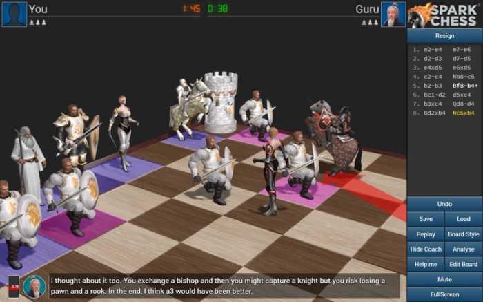 SparkChess 14 Screenshot 02 57rh42n