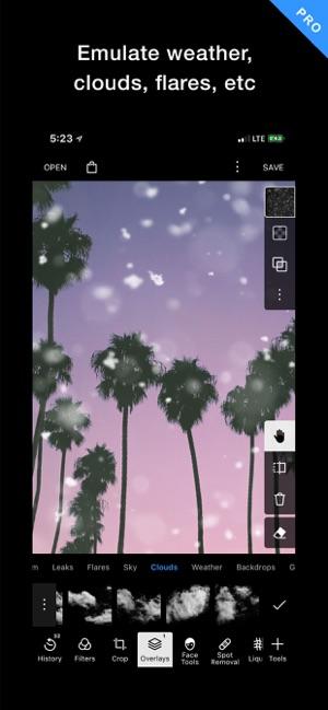 Polarr Fotoğraf Editörü Screenshot
