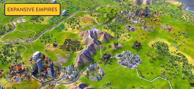 ‎Sid Meier's Civilization® VI Screenshot