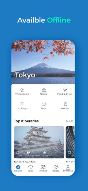 Visit A City Offline Guides Screenshot