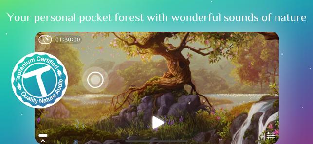 Away ~ Nature Sounds to Sleep Screenshot
