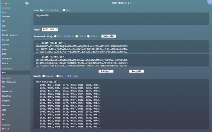 iCrypto PRO Screenshot 03 1na3gs1n
