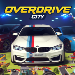 ‎Overdrive City