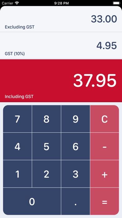 Australian GST Calculator