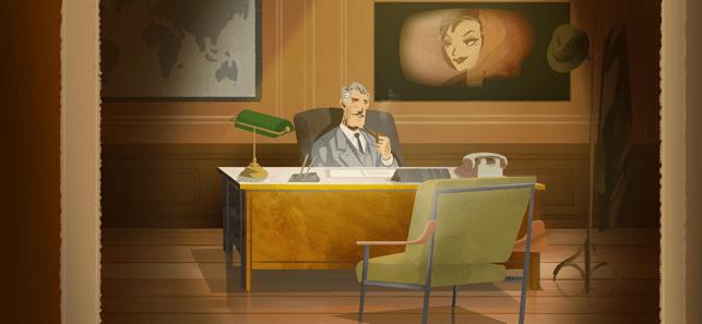 Agent A - игра под прикрытием Screenshot