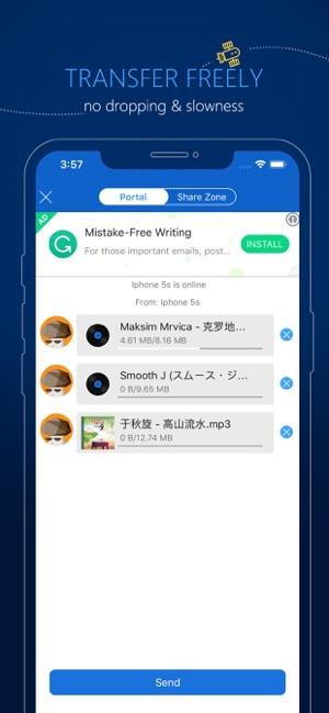 Shareit Connect Transfer Im App Store