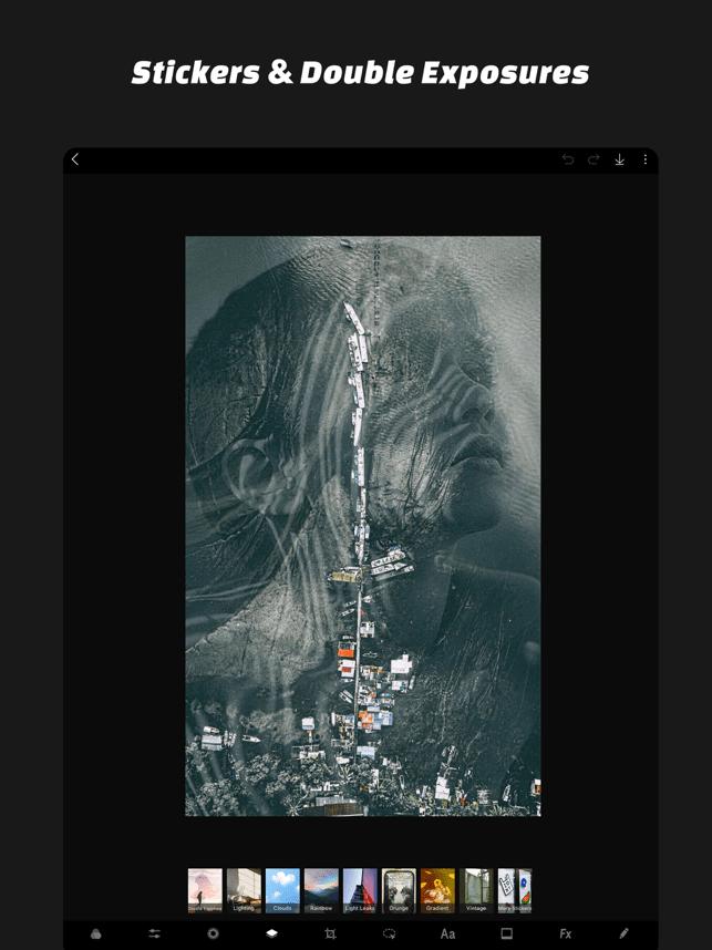Fine - Photo Editor Screenshot