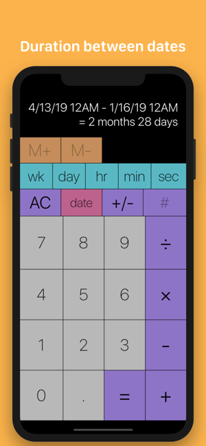 ‎Tabi Calc Screenshot