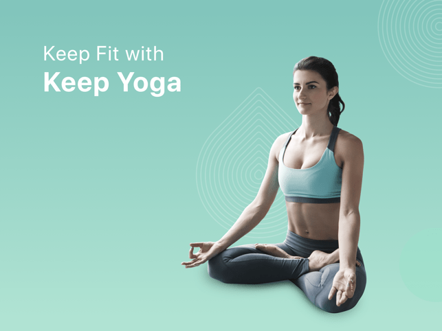 ‎Keep Yoga - Yoga & Meditasyon Screenshot