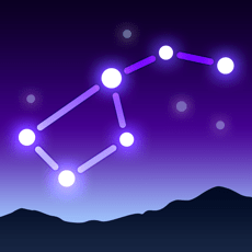 ‎Star Walk 2 Ads+:Night Sky Map