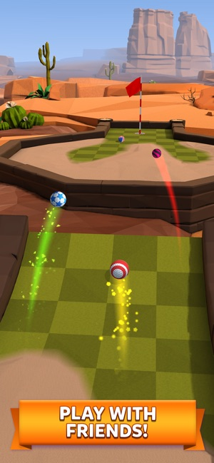 Golf Battle Screenshot
