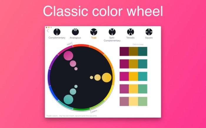 Color Wheel Screenshot 02 57tpe1n